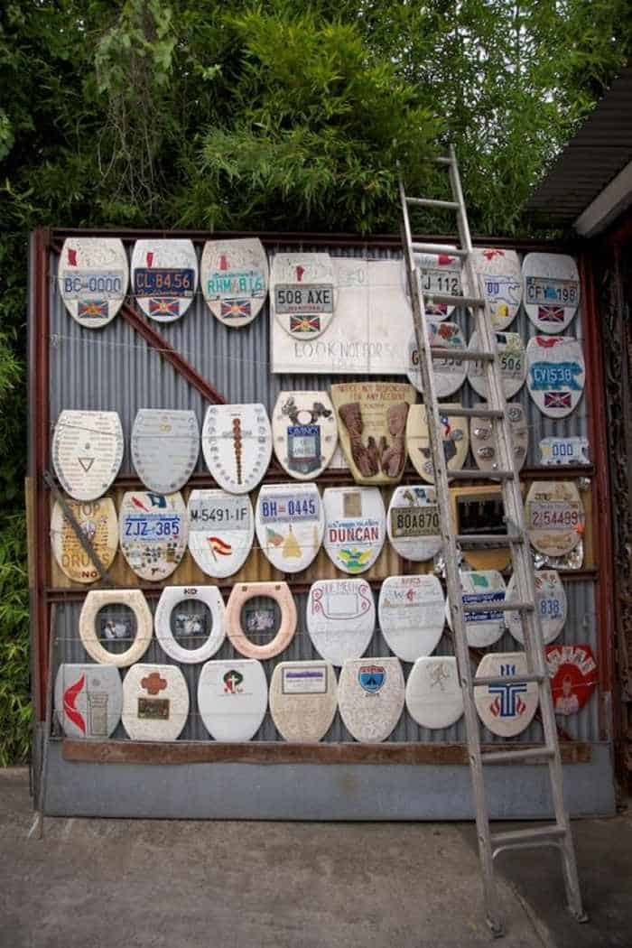 Funny Museum of Decorated Toilet Seats Part-2 -24
