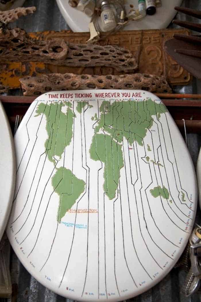 Funny Museum of Decorated Toilet Seats Part-2 -29