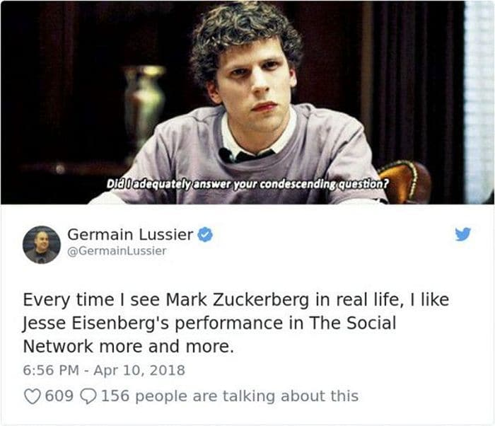 34 Viral Memes of Mark Zuckerberg Congressional Hearing Will Make Your Day -23