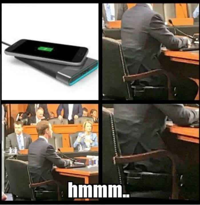 34 Viral Memes of Mark Zuckerberg Congressional Hearing Will Make Your Day -31
