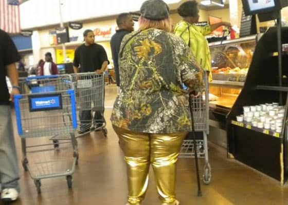 Funny People of Walmart In Weird Outfits - 30 Photos -10