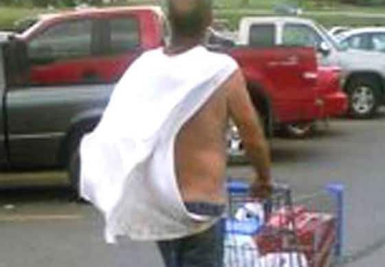 Funny People of Walmart In Weird Outfits - 30 Photos -16