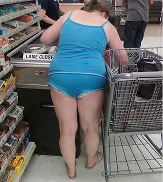 Funny People of Walmart In Weird Outfits - 30 Photos -17