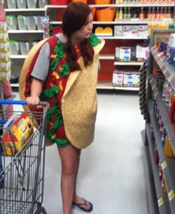 Funny People of Walmart In Weird Outfits - 30 Photos -19