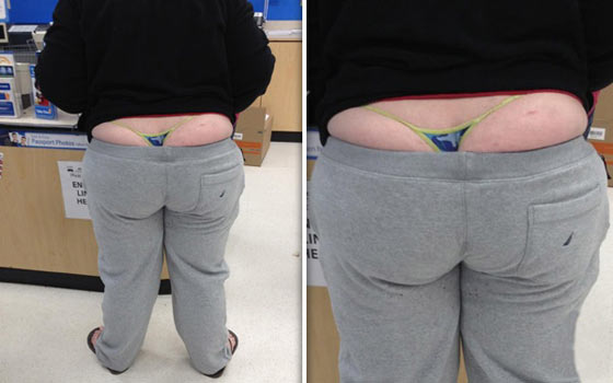 Funny People of Walmart In Weird Outfits - 30 Photos -23