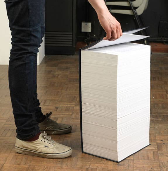 Funny Wikipedia Printed Book That You Can't Take With You -02