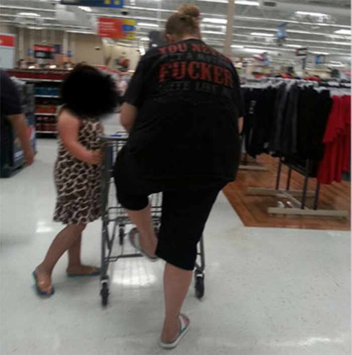 40 Worst Kind of People of Walmart That You've Ever Seen - 01