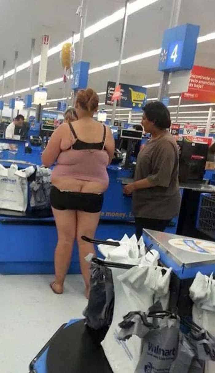 40 Worst Kind of People of Walmart That You've Ever Seen - 02