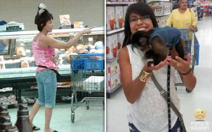 40 Worst Kind of People of Walmart That You've Ever Seen - 11