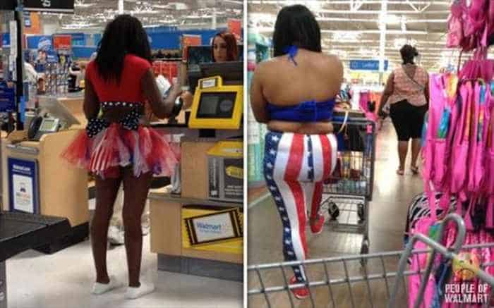 40 Worst Kind of People of Walmart That You've Ever Seen - 12