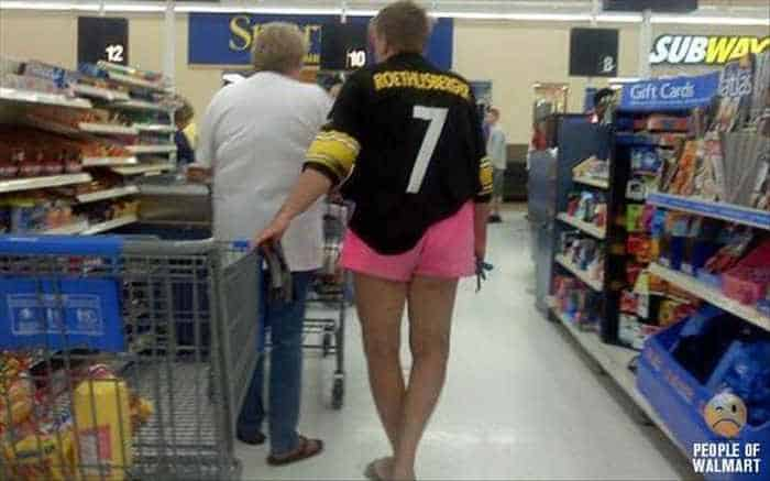 40 Worst Kind of People of Walmart That You've Ever Seen - 24