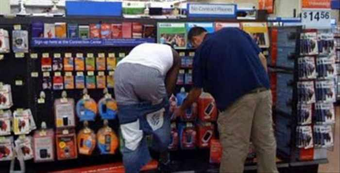 40 Worst Kind of People of Walmart That You've Ever Seen - 25