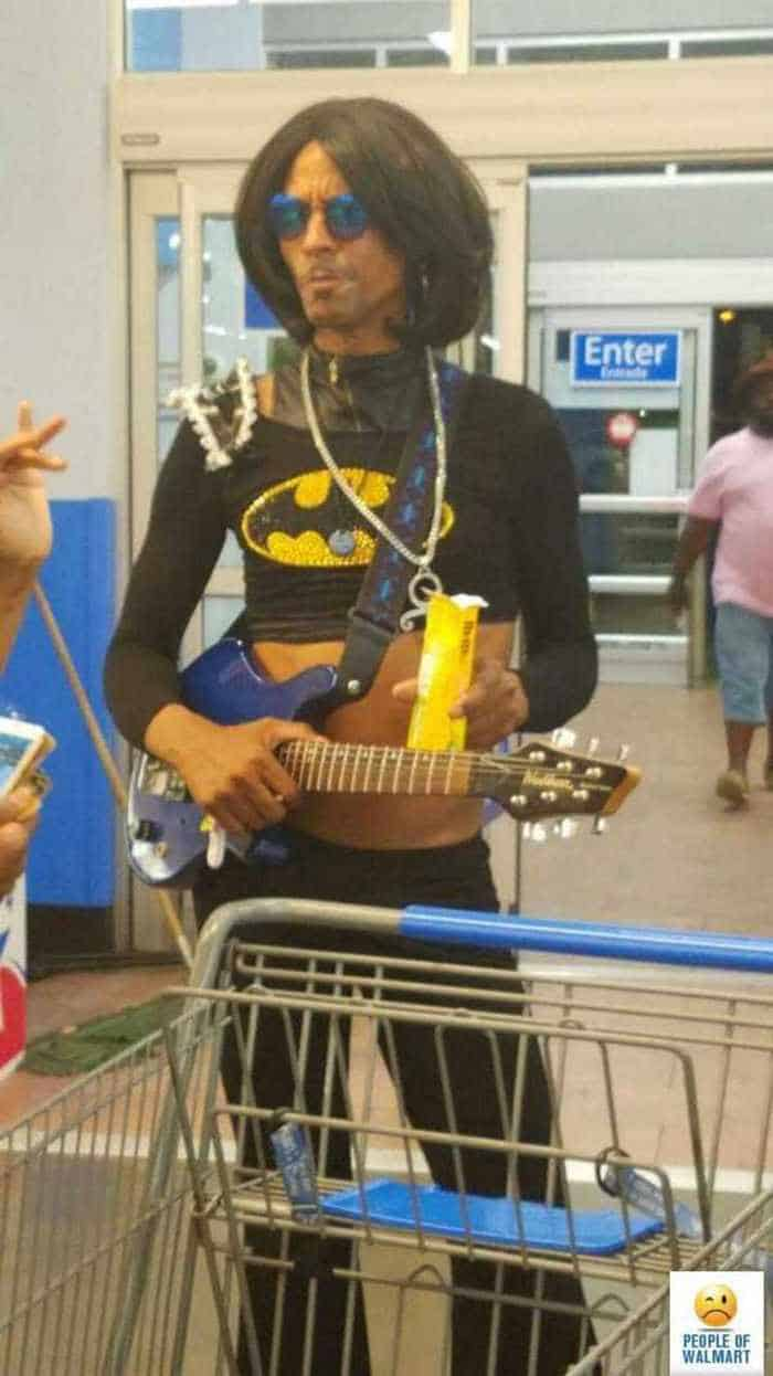 40 Worst Kind of People of Walmart That You've Ever Seen - 31