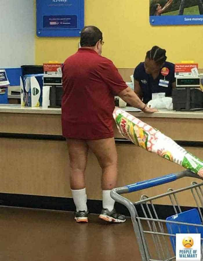 40 Worst Kind of People of Walmart That You've Ever Seen - 32