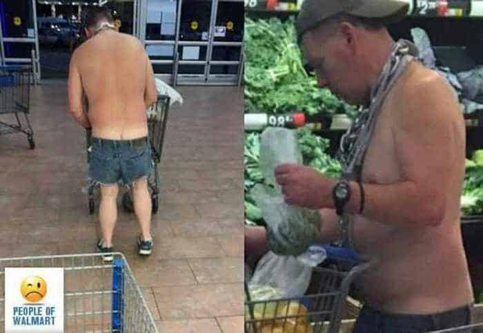 40 Worst Kind of People of Walmart That You've Ever Seen - 34