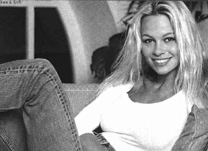 35 Pictures Of Young Pamela Anderson -14